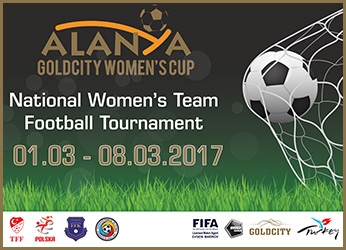 alanya goldcity womens cup